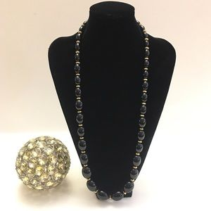 Napier beaded necklace